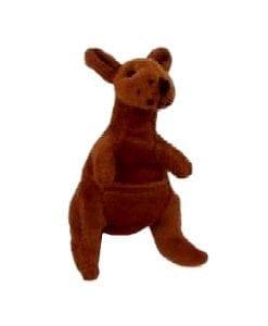 Kangaroo - Finger Puppet // #Best Australian Puppet Store™