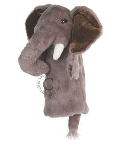 Elephant Short Sleeve Puppet // #Best Australian Puppet Store™