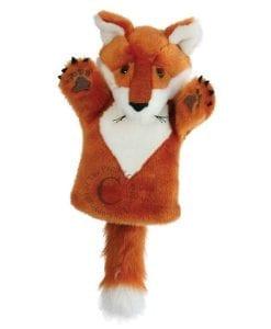 Fox Short Sleeve Puppet // #Best Australian Puppet Store™