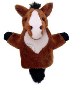 Horse Short Sleeve Puppet // #Best Australian Puppet Store™