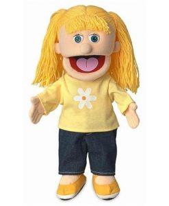Katie Silly Puppet 40cm // #Best Australian Puppet Store™