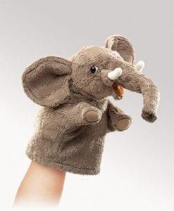 Little Elephant Folkmanis // #Best Australian Puppet Store™