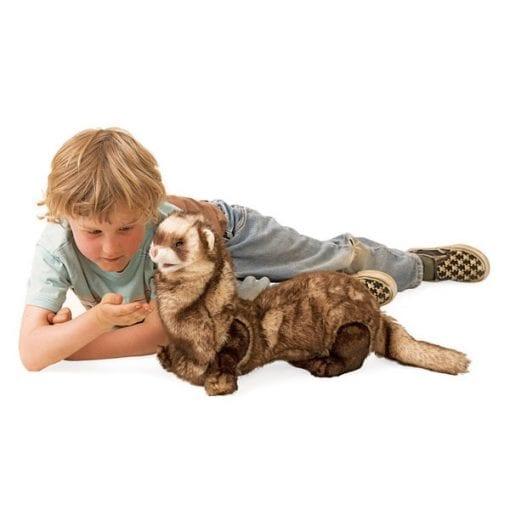 Shop Folkmanis Ferret // #1 Australian Puppet Store™ // Shop Now