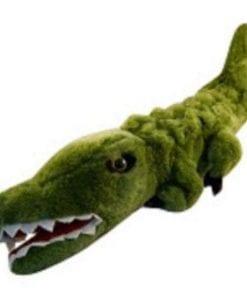 Shop Green Crocodile Hand Puppet // #1 Australian Puppet Store™
