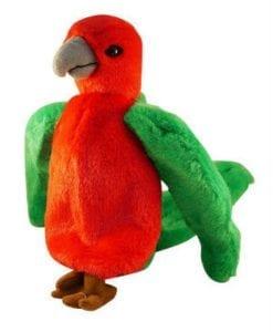 Lorikeet Hand Puppet // #Best Australian Puppet Store™