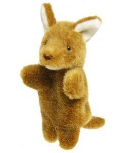 Kangaroo Puppet Elka // #Best Australian Puppet Store™