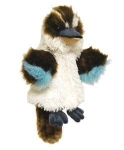 Kookaburra with Noise Puppet Elka // #Best Australian Puppet Store™