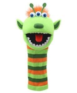 Narg Knitted Puppet // #Best Australian Puppet Store™