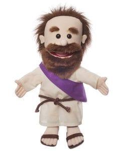 Jesus Silly Puppet 40cm // #Best Australian Puppet Store™