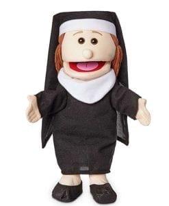 Nun Silly Puppet 40cm // #Best Australian Puppet Store™