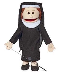 Nun Silly Puppet 60cm // #Best Australian Puppet Store™